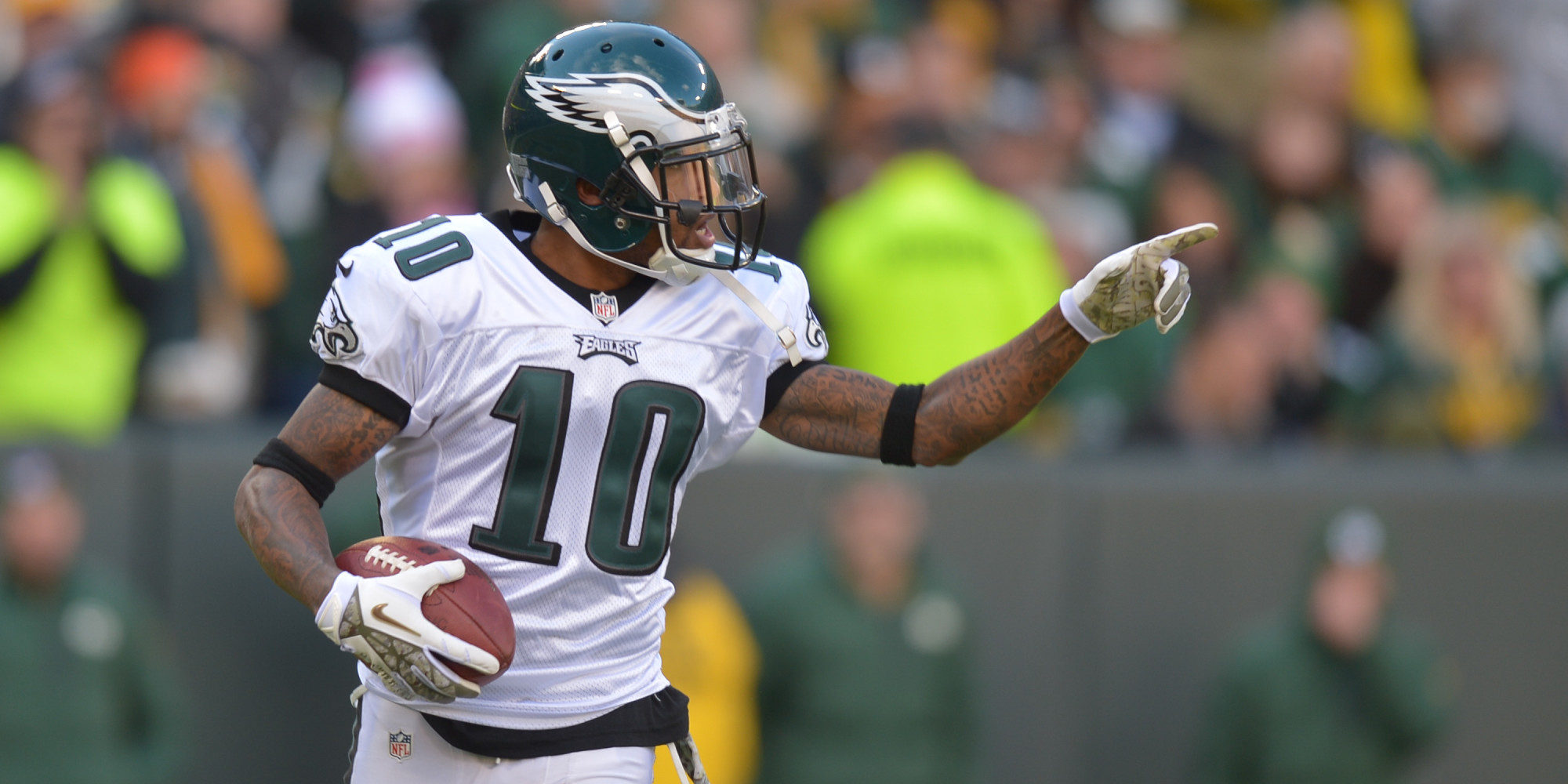 DeSean Jackson Released By Eagles After Report Detailed Alleged