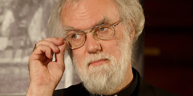 File photo dated 1/10/2012 of Dr Rowan Williams, The Archbishop of Canterbury who has said today that social media can be 'poisonous' and destructive but can also be used to do great good.