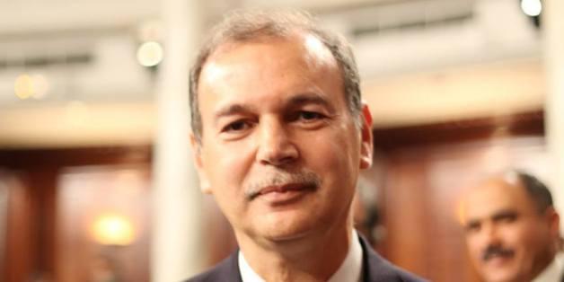 Kamel Ben Naceur, ministre tunisien de l'Industrie, de l'énergie et des Mines