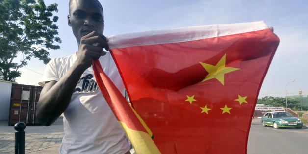 China Helps Africa to Develop