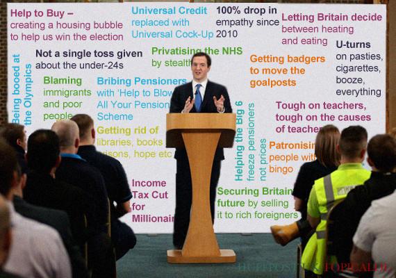 george osborne employment speech