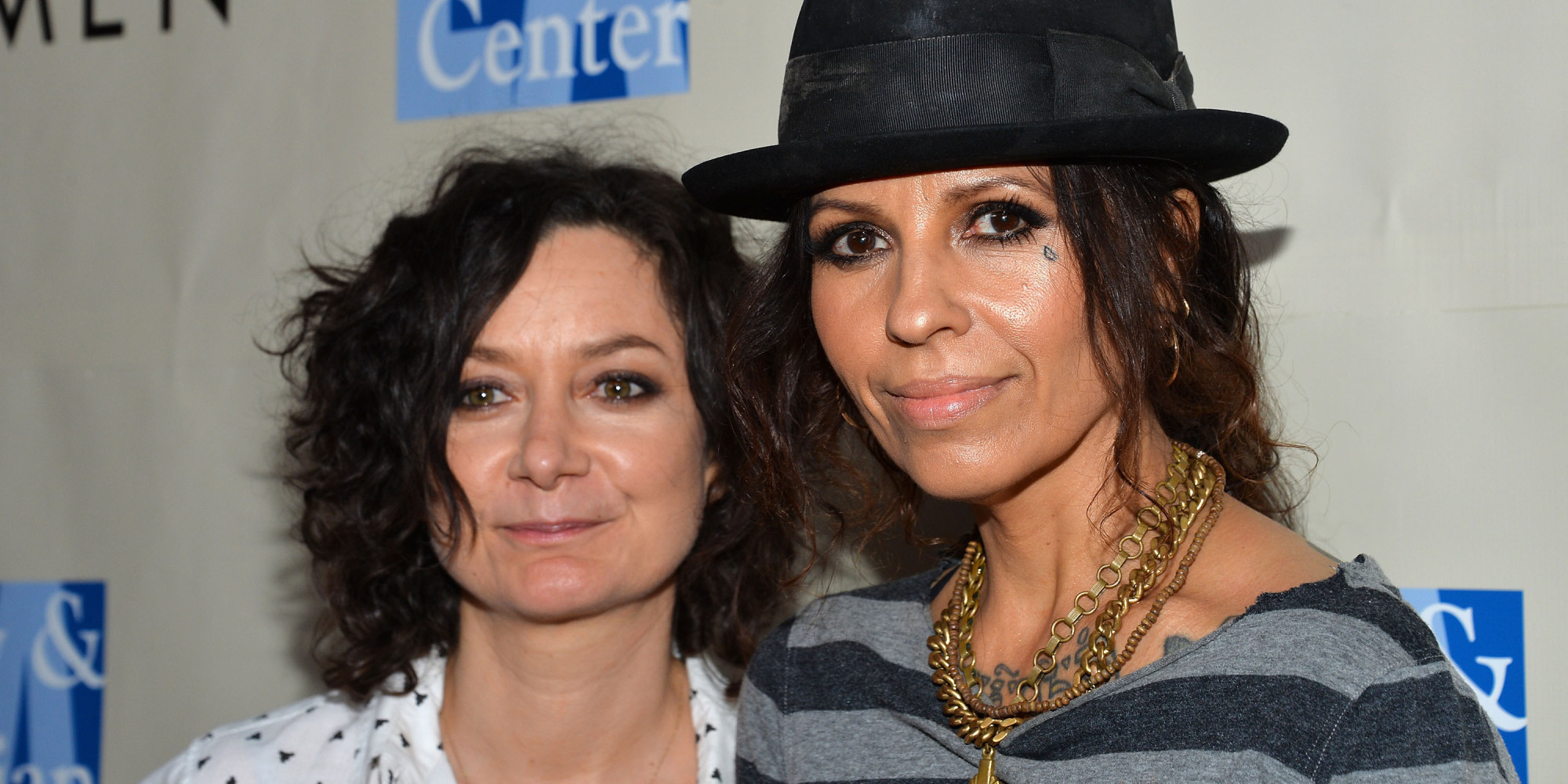 Sara Gilbert, Linda Perry Married! | HuffPost
