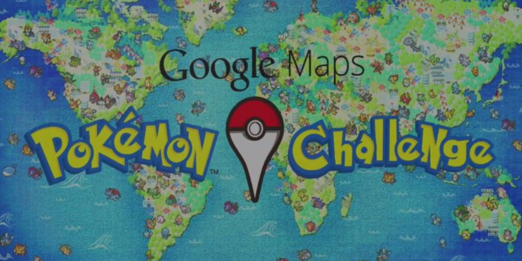 . google maps is taken over by pokémon in april fools' prank  huffpost