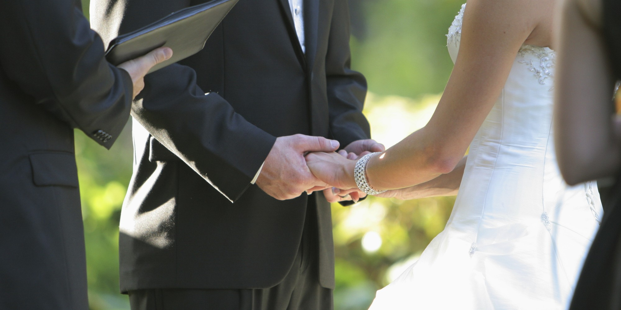 10 Marriage Vows You Couldnt Possibly Have Known To Make On Your Wedding Day