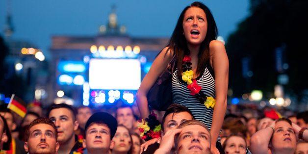 Public Viewing soll bei der WM 2014 auch nachts erlaubt werden