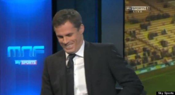 jamie carragher monday night football