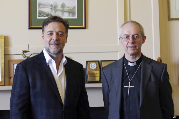 russell crowe archbishop