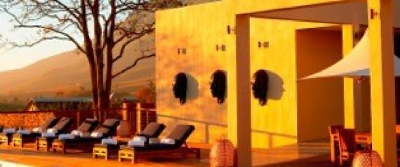 luxusretreats südafrikas