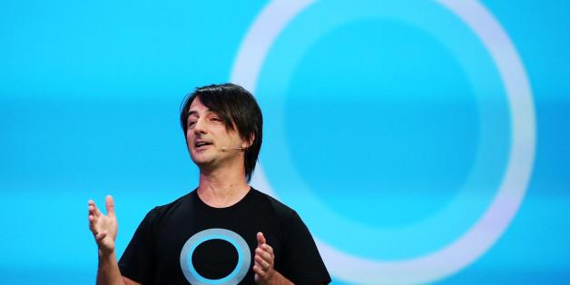 Meet Cortana, Microsoft's Answer To Siri And Google Now