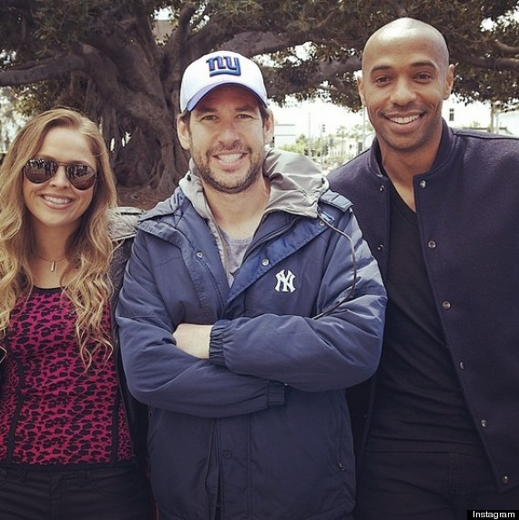 thierry henry entourage