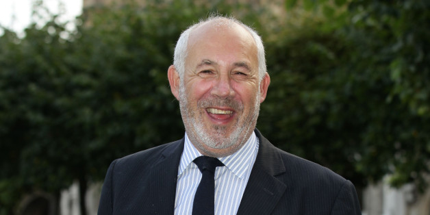 Shadow Minister without Portfolio and Deputy Party Chair Jon Trickett outside the Houses of Parliament, central London.