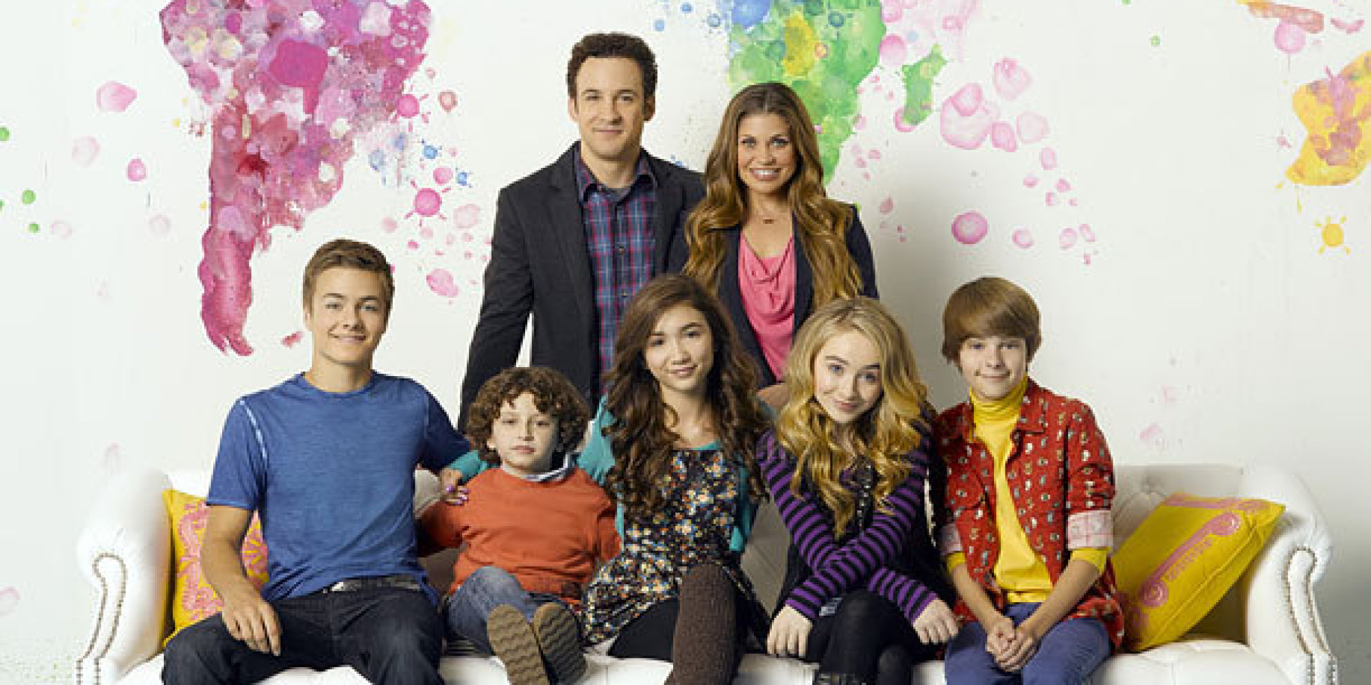 Girl Meets World Stars