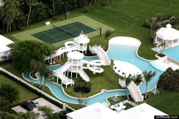 Celine Dion Drops Florida Water Park Mansion Price To Only 625