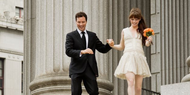 How i learned to love city hall weddings huffpost junglespirit Images
