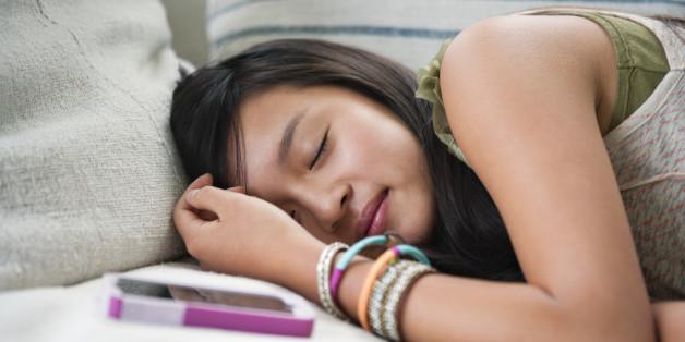 Sleeping Teen Porn