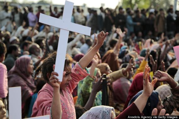 christians pakistan