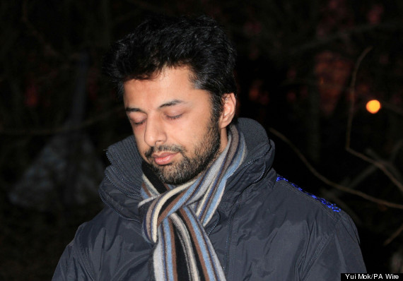 shrien dewani anni honeymoon