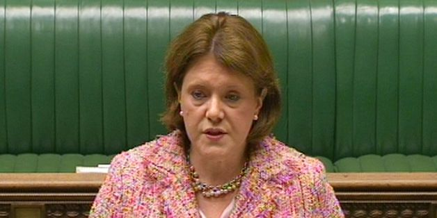 Culture Secretary Maria Miller issues a Commons statement on press regulation in the House of Commons, London.