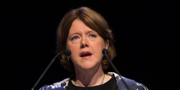 "File photo dated 01/10/13 of Secretary of State for Culture Media and Sport Maria Miller who is ""still on track"" to publish a final version of plans for press regulation today, officials have said."