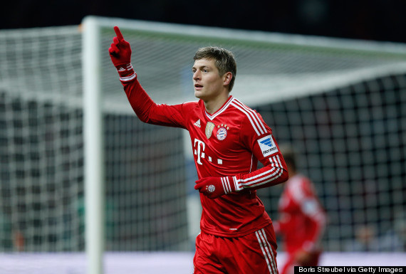 toni kroos manchester united
