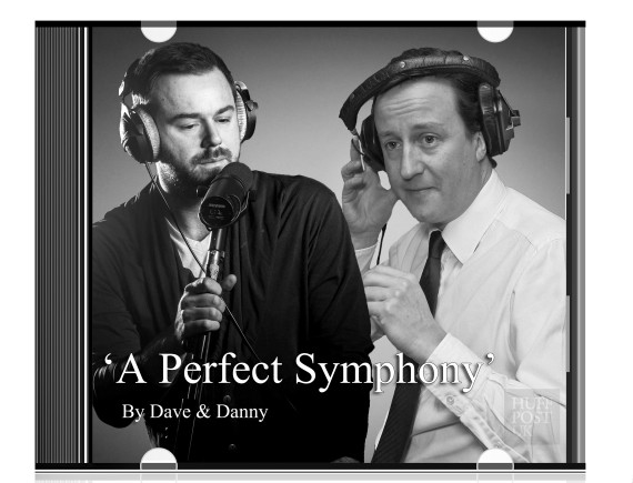 david cameron danny dyer