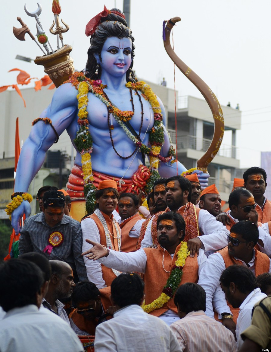 ram navami hindu festival