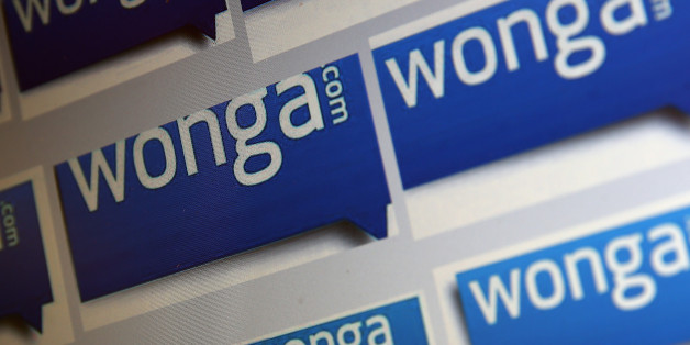 "A Wonga advert has been banned for implying that the representative APR of 5853% was ""irrelevant"""