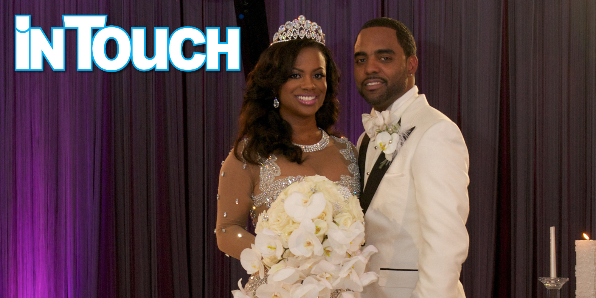 Inside \'Real Housewives\' Star Kandi Burruss\' Extravagant Wedding ...