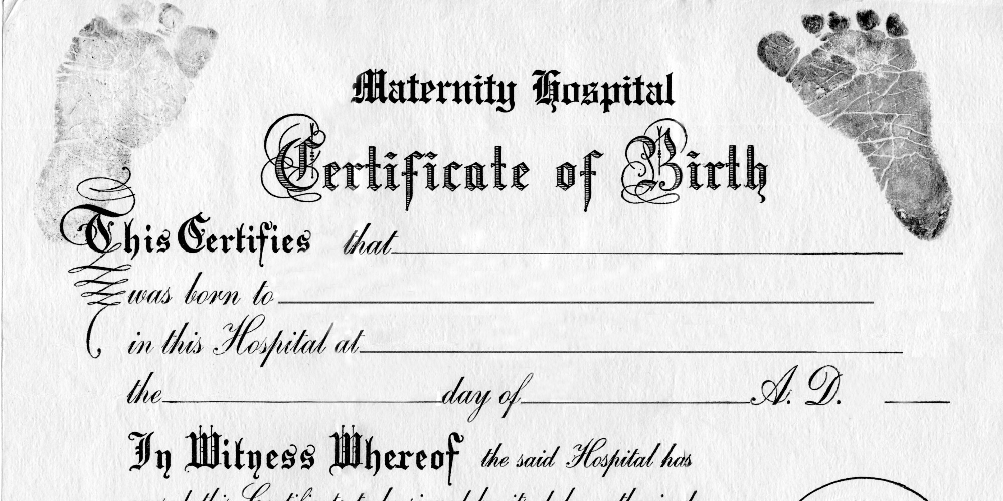 Does gender no longer work on birth certificates huffpost aiddatafo Choice Image