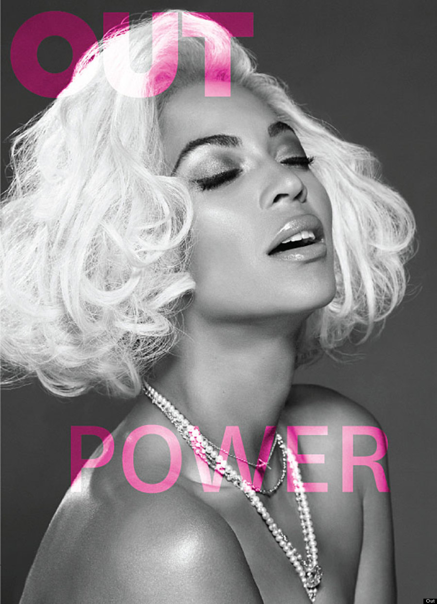 beyonce out mag