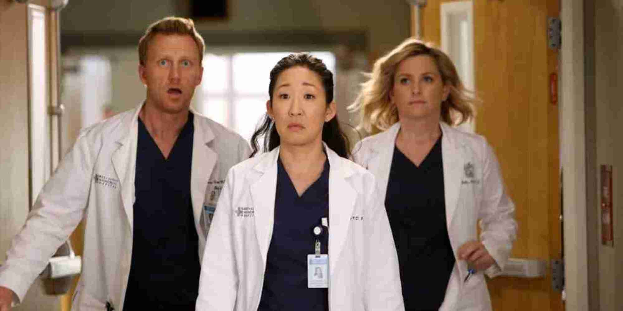 This \'Grey\'s Anatomy\' Sneak Peek Will Have You Ready To Party   HuffPost