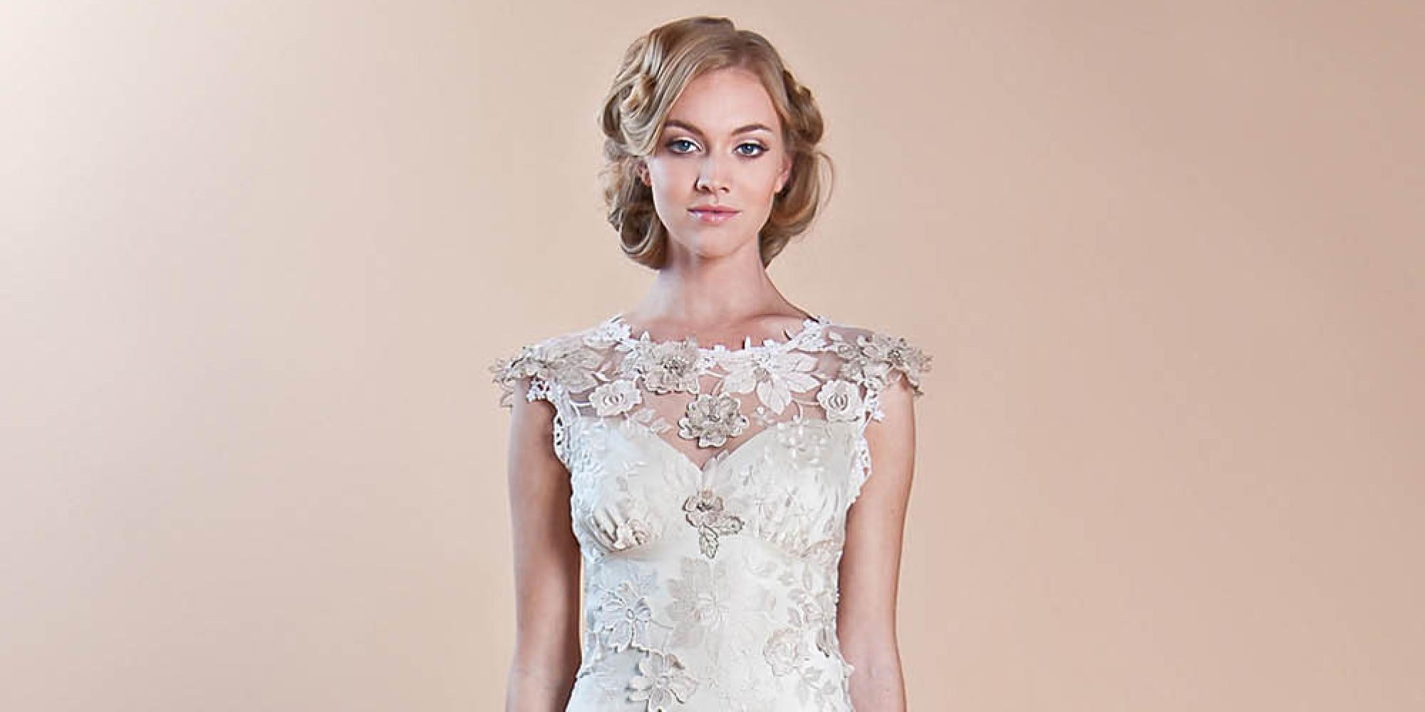 these lace wedding dresses are a spring bride s dream e true