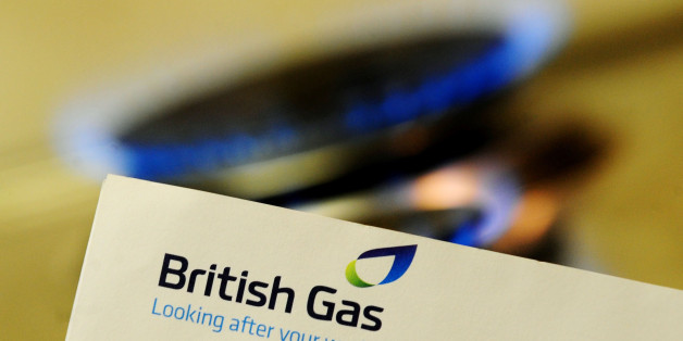 File photo dated 14/10/2013 of of the British Gas logo. The energy giant has been ordered to pay £5.6 million in compensation and fines for blocking business from switching suppliers and failing to tell others their contracts were ending.