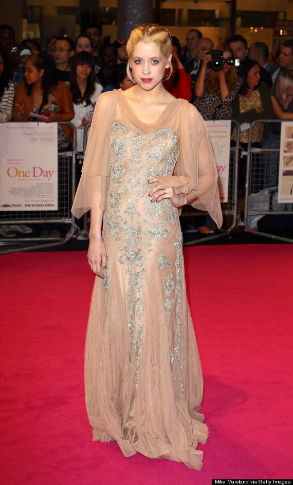 peaches geldof one day premiere