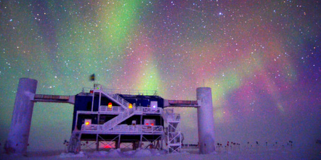 IceCube Neutrino Observatory Takes A Hit From Exotic Space ...Icecube Neutrino Observatory Core