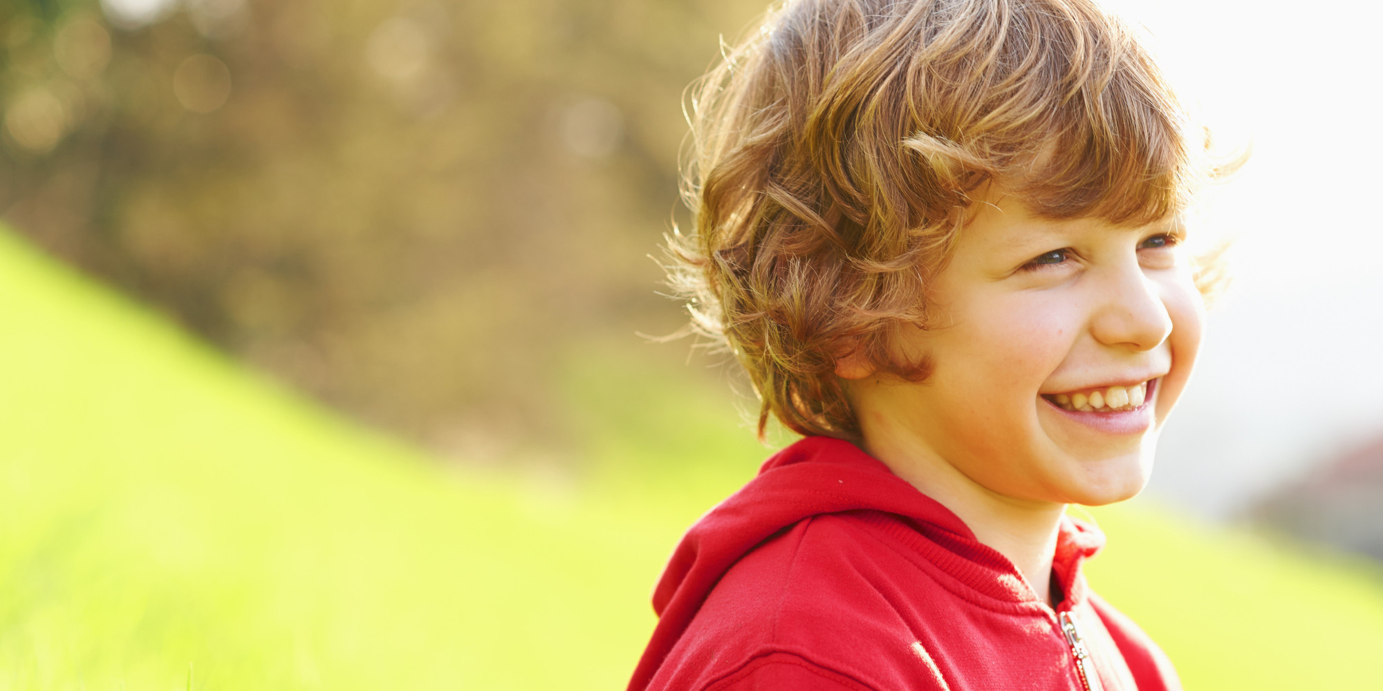 The Boy in the Red Hoodie | HuffPost