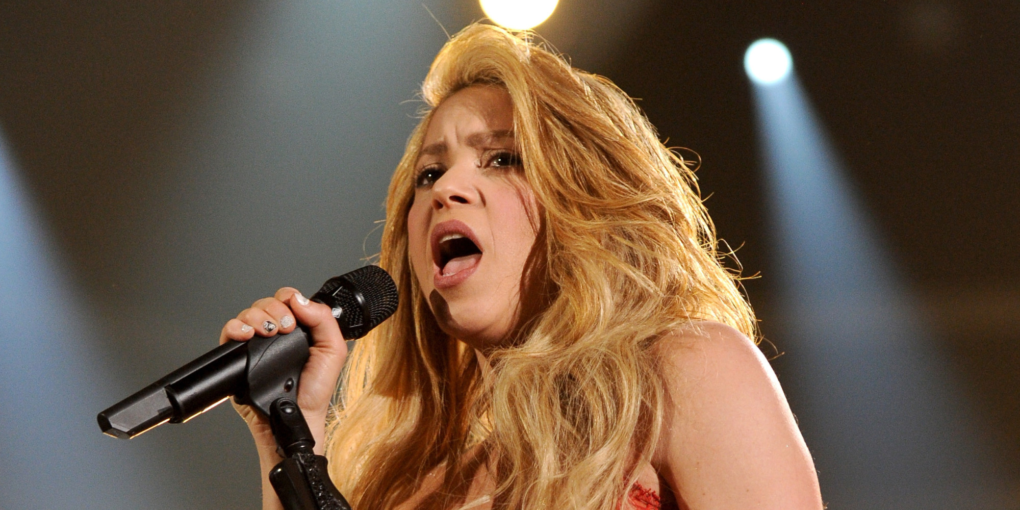 shakira the singer Shakira's rendition of french singer-songwriter francis cabrel's song je l'aime à mourir, which she specifically performed during the concert shows at paris, was released as a single on 29 november 2011.