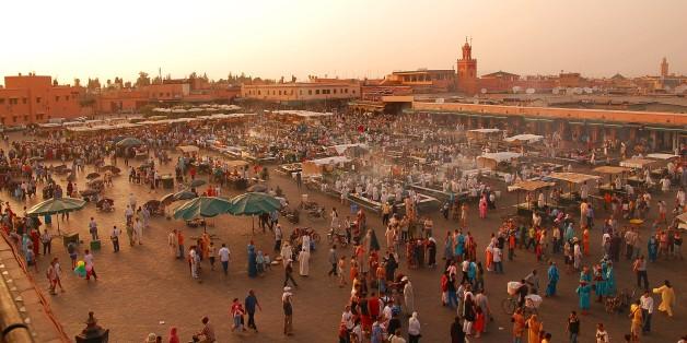 Visitez Marrakech comme si vous y étiez!