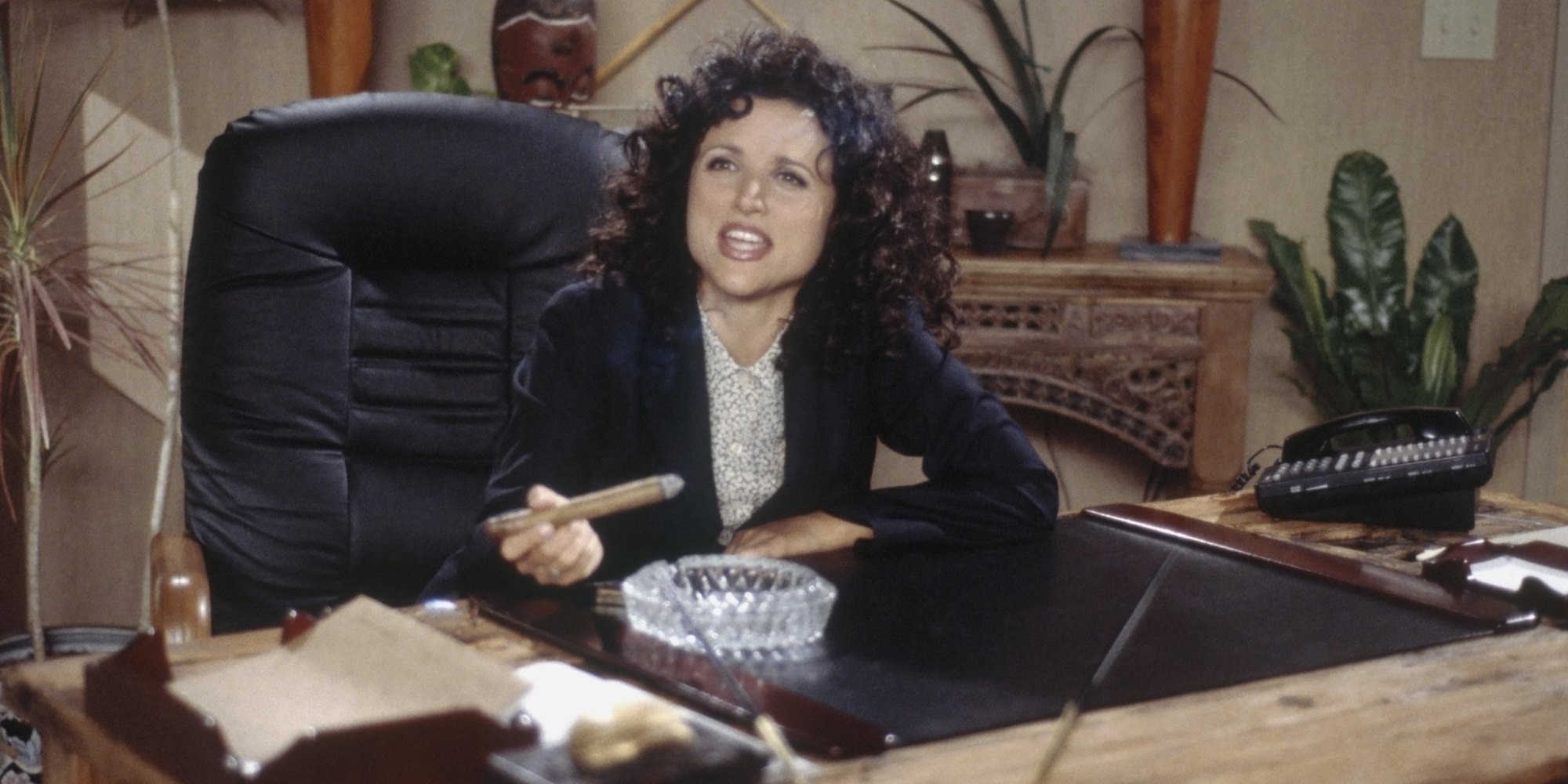 Seinfeld Quotes Awesome Why Elaine Benes Was Actually The Worst Role Model Ever  Huffpost
