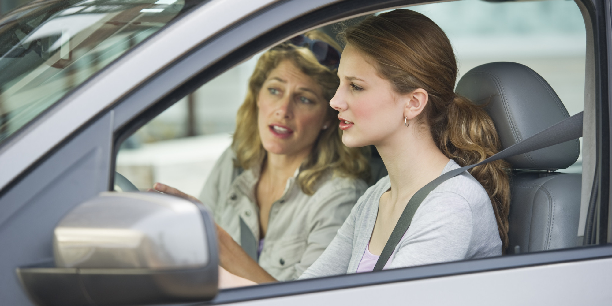Safe drive teen can
