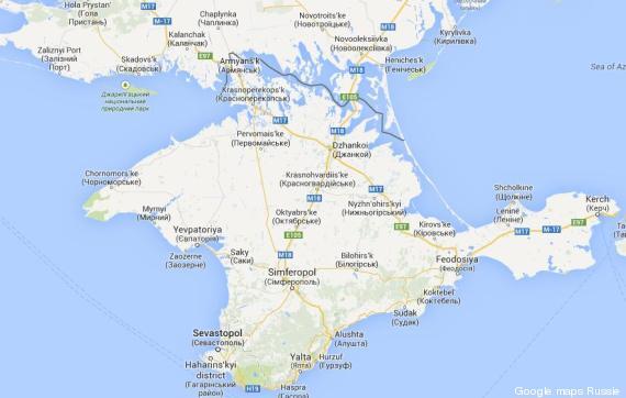 maps russie