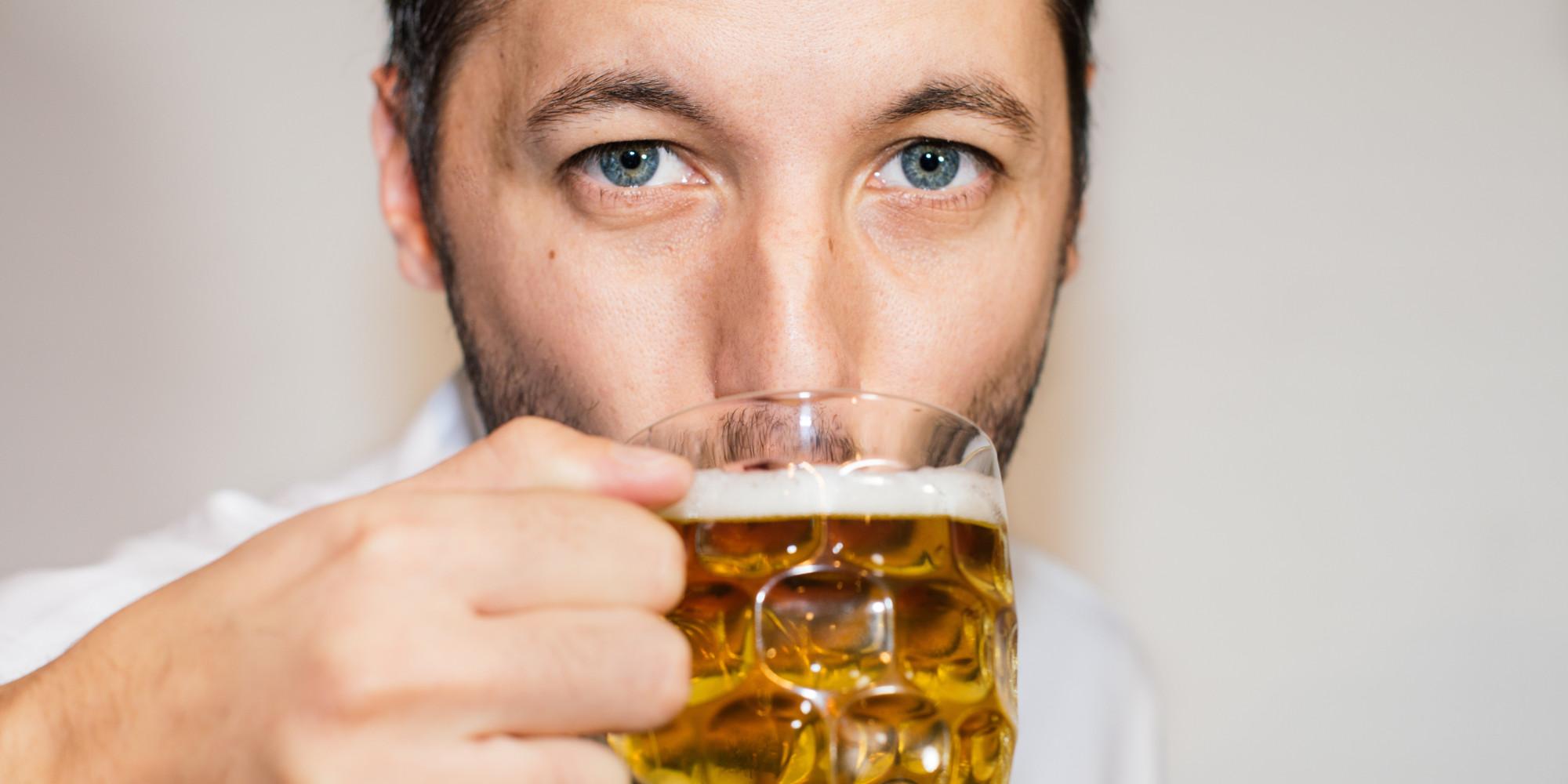 Почему люди пьют пиво