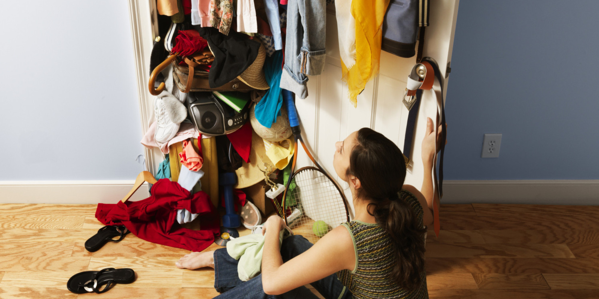 Cleaning Out A Deceased Loved One S Closet 12 Tips To