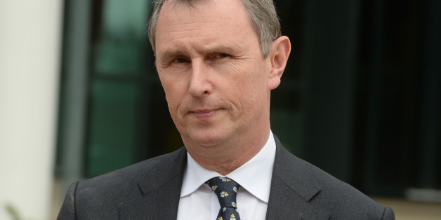 "File photo dated 10/04/2014 of former Commons deputy speaker Nigel Evans, who has said innocent people who are ""dragged through the courts"" should not face ""financial ruin"" after he was cleared of a string of sex assaults."