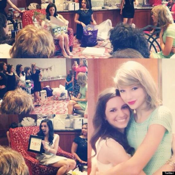 taylorswift bridal shower