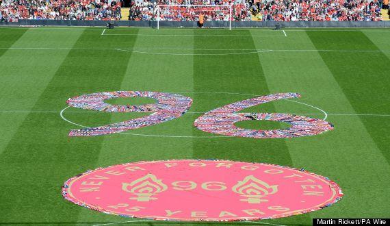 hillsborough memorial service anfield