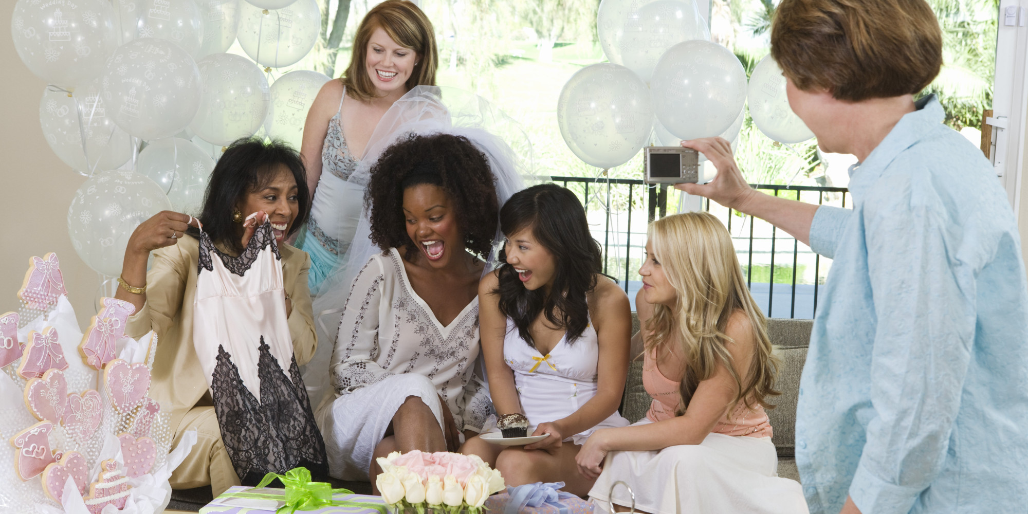 Who should be invited to a bridal shower huffpost - Wedding bridal shower ...