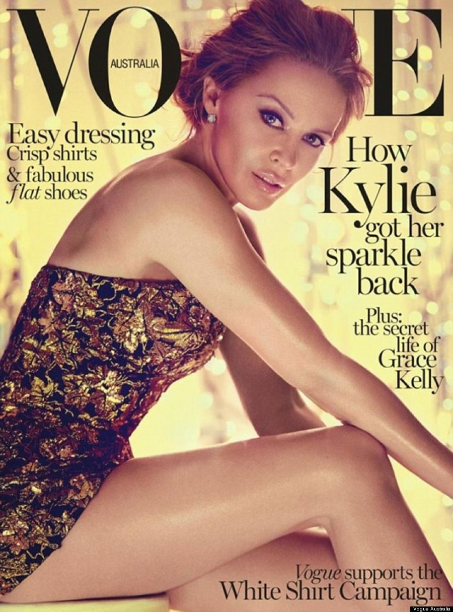 kylie minogue vogue