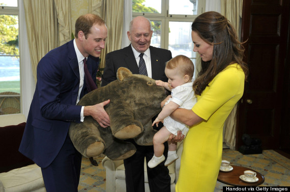 prince george and peter