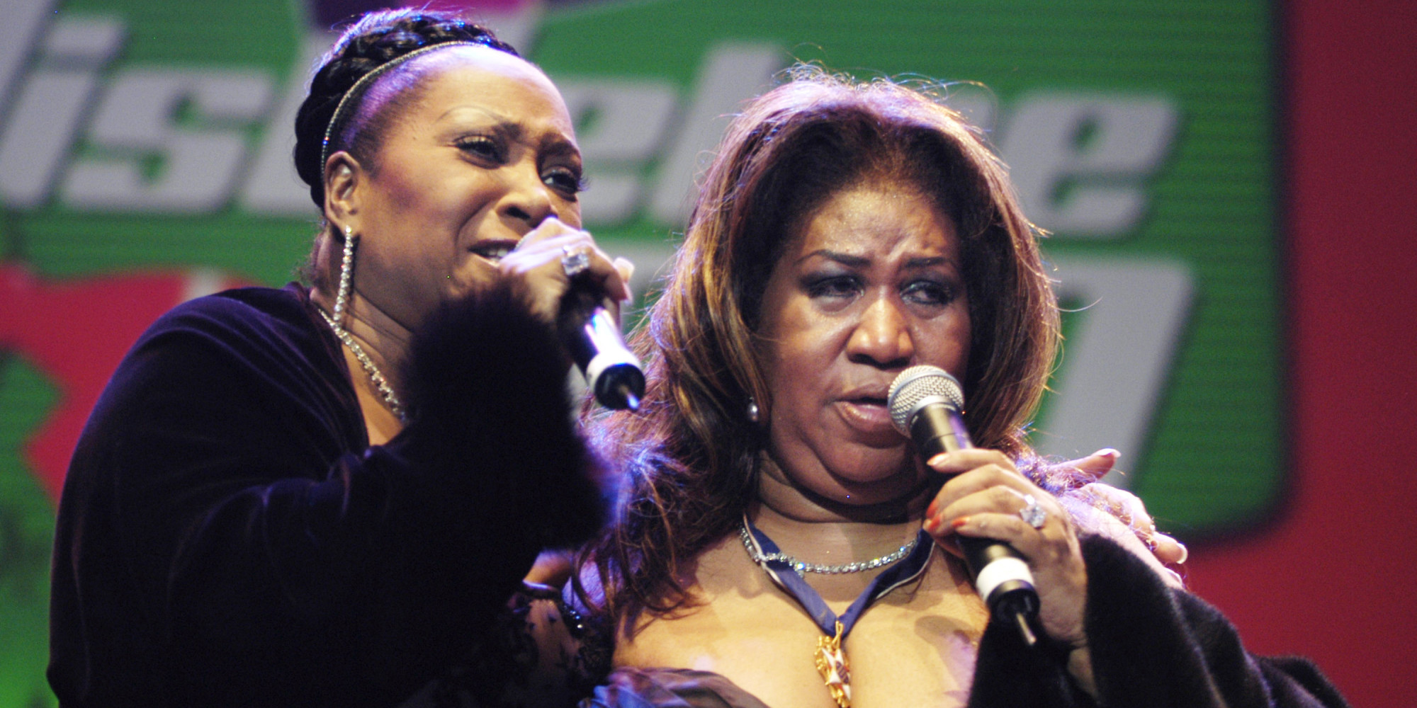 Aretha Franklin Reveals The Truth Behind Alleged Fight